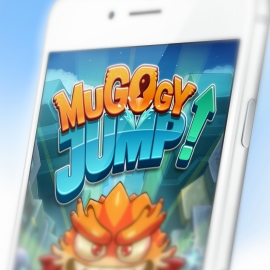 Mugogy Jump Logo