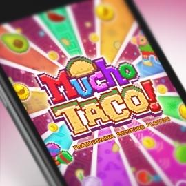 Mucho Taco Logo