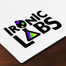 Ironic Labs Logo